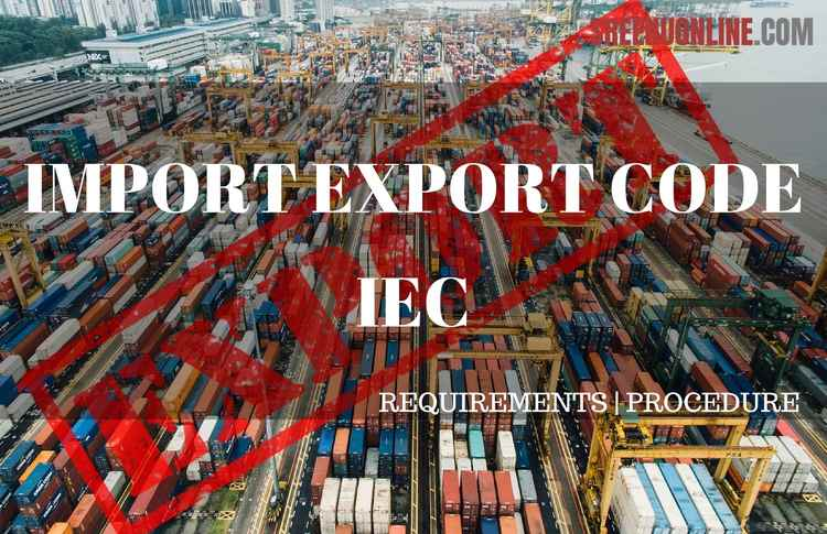 How to obtain Import Export Code in Kerala